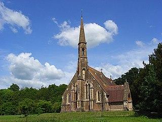 St Marys Church, South Tidworth