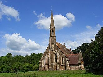 Tidworth - St Mary's Church