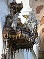 St Trudpert Kirche Kanzelbekrönung 1.jpg