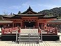 Stage and Haraiden of Itsukushima Shrine.jpg
