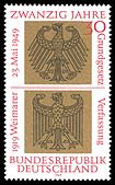 Stamps of Germany (BRD) 1969, MiNr 585.jpg