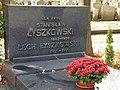 Stanisław Łyszkowski - Lech Łyszkowski - Cmentarz Wojskowy na Powązkach (51).JPG