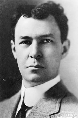 Director of the Federal Bureau of Investigation - Image: Stanley Wellington Finch, head and shoulders portrait, facing slightly left