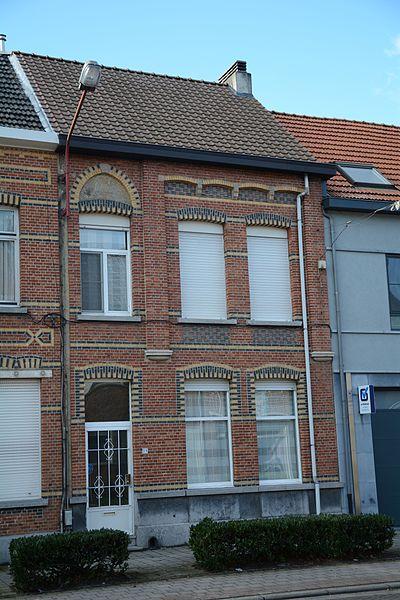 Rijhuis  uit 1911, Statiestraat 39, Lint