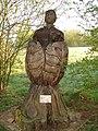 Statue of Telford Morton - geograph.org.uk - 2353450.jpg
