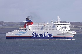 Image illustrative de l'article MS Stena Superfast X