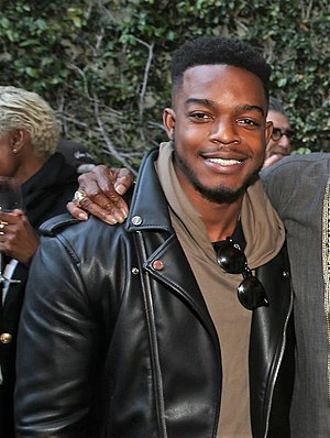 Stephan James - James in 2017