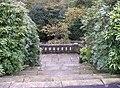 Steps in Beaumont Park, Lockwood - geograph.org.uk - 76692.jpg