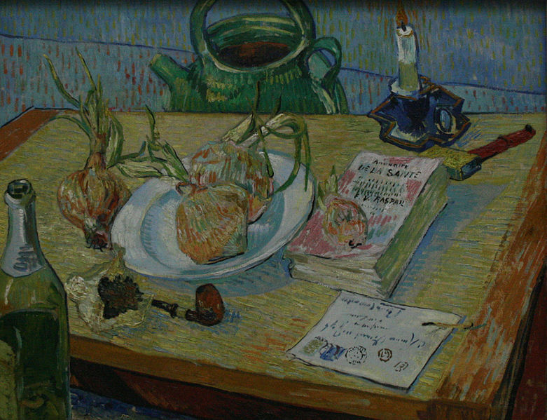 File:Still life with a plate of onions.jpg