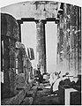 Stillman, William James - Im Parthenon in der Athener Akropolis (Zeno Fotografie).jpg