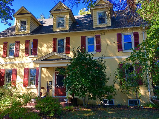 Stokes-Lee House