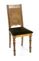 Stol med sits i sammet - Hallwylska museet - 108501.tif