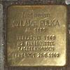 Stolperstein Bernstorffstr 99 für Szlame Pulka