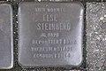 Stolperstein Duisburg 400 Ruhrort Landwehrstraße 21 Else Steinberg.jpg