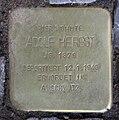 Stolperstein Emser Str 15 (Wilmd) Adolf Herbst.jpg