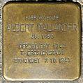 Stolpersteine Krefeld, Albert Italiander (Rheinstraße 67).jpg