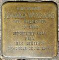 Stolpersteine Krefeld, Johanna Wyngaard (Rheinstraße 67).jpg