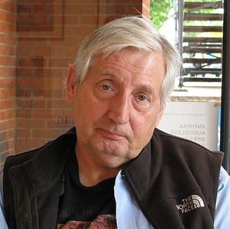 Storm Thorgerson - Thorgerson in 2010