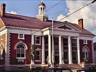 Stowe Village Historic District