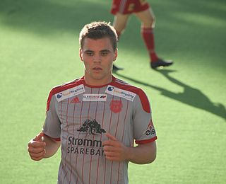 Kristoffer Tokstad Norwegian footballer