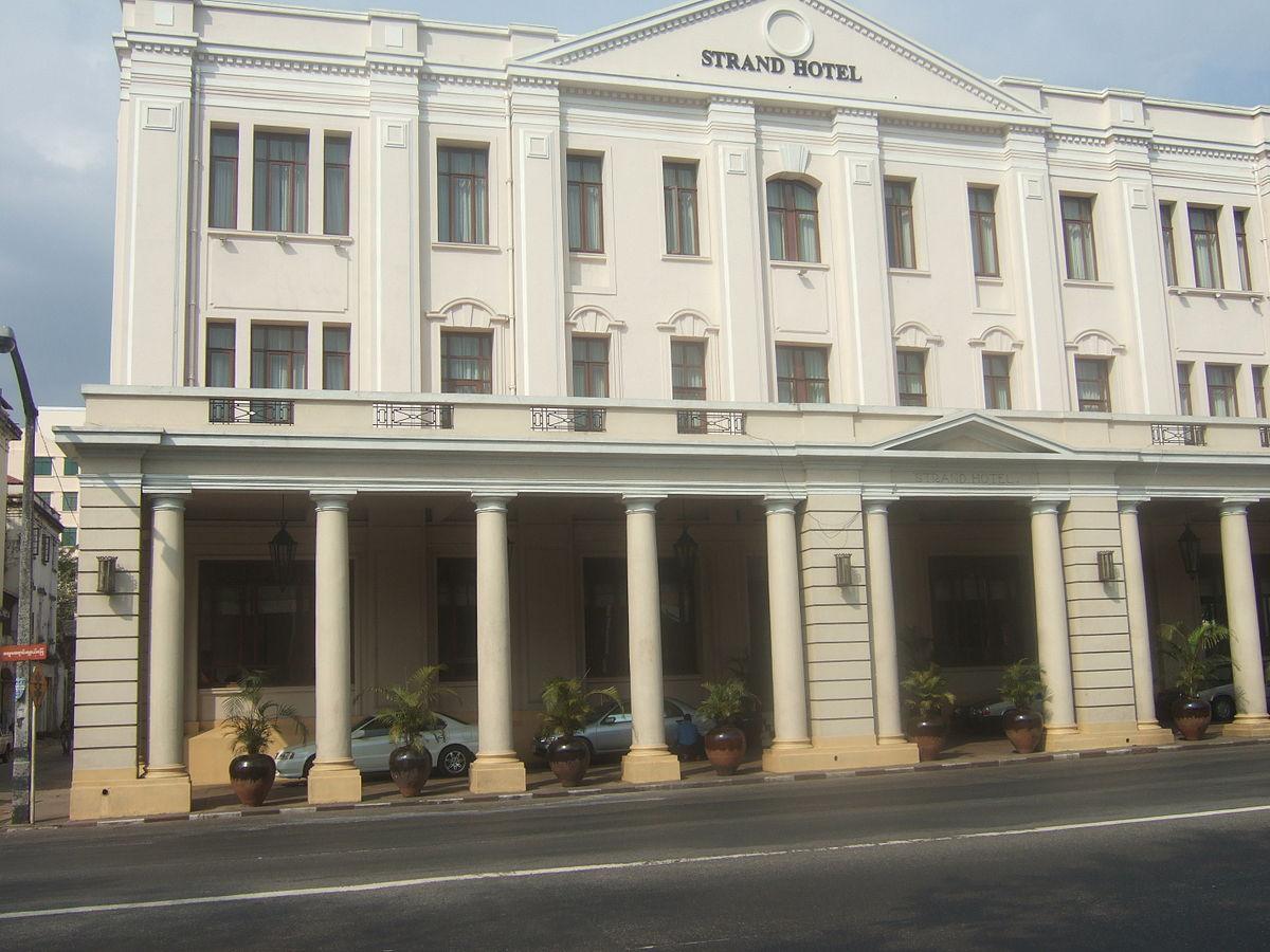 Strand Hotel Wikipedia