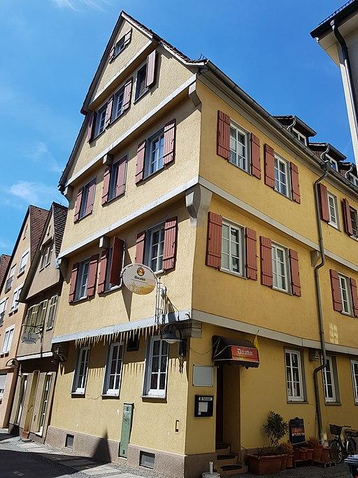 Stuttgart, Brählesgasse 12, Beginenhaus