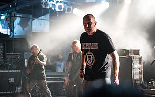 Suffocation (band) American death metal band