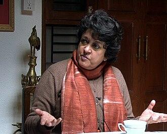 Sujata Koirala - Sujata Koirala, Former Deputy-prime Minister and Foreign Minister of Nepal