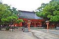 Sumiyoshi-jinja (Fukuoka) haiden-1.JPG