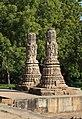 Sun Temple, Modhera - pillars 01.jpg