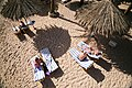 Sunbathing in Sharm el-Sheikh, Egypt-29Jan2009.jpg
