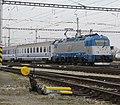 Sunday Morning at Breclav Station - Central European Railfreight hub. A Skoda Class 380 heads a southbound train into Breclav.jpg
