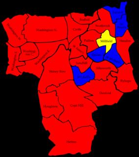 2006 Sunderland City Council election