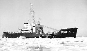 USCGC Sundew (WLB-404) - USCGC Sundew