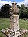Sundial, Elmley Castle churchyard - geograph.org.uk - 210109.jpg