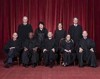 Supreme Court of the United States - Simple English