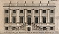 Surgeons' Hall, Old Bailey, London; the facade. Engraving, 1 Wellcome V0013124.jpg