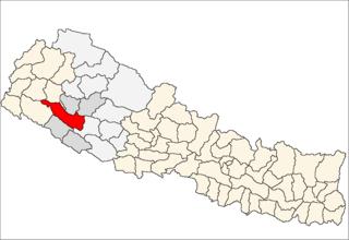 Surkhet District District in Karnali Province - 6, Nepal