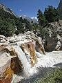 Surya Kund waterfall Gangotri WTK20150915-IMG 0494.jpg