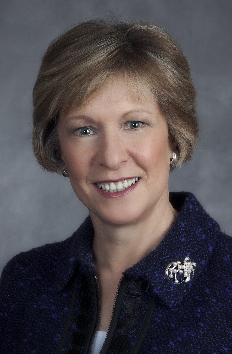 Suzanne M. Bump official photo (cropped)