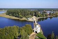 Svetlitskaya Tower in Nilo Stolobensky Monastery 2.jpg