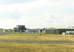 Swansea Airport on Fairwood Common - geograph.org.uk - 33204.jpg