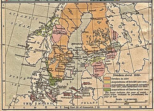 Jämtlands Historia Wikiwand - Jamtland sweden map