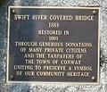 Swift River Covered Bridge - plaque.jpg