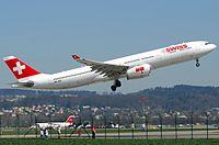HB-JHE - A333 - Swiss