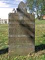 Sylvester (Ruggles), St. Clair Cemetery, 2015-10-05, 02.jpg
