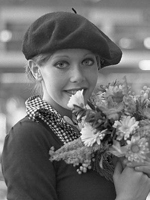 Sylvia Kristel - Sylvia Kristel in 1973