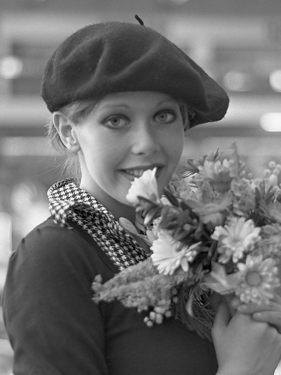 Sylvia Kristel (1973)