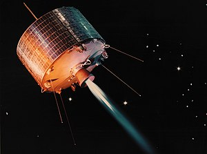 Syncom, the First Geosynchronous Satellite - G...