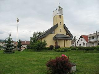 Sedmerovec Municipality in Slovakia
